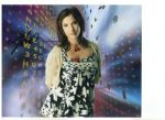Juliet Cowan star Sarah Jane Smith Adventures, Signed 10 x 8 Photograph